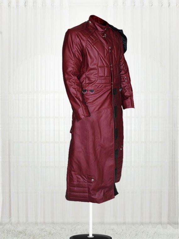 Chris Pratt Guardians Of The Galaxy Red Coats