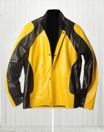 Cole MacGrath Game Yellow & Black Jacket