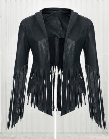 Crazy Stupid Love Jacket in Black