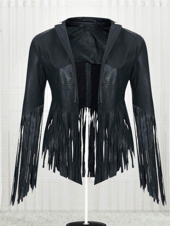 Crazy Stupid Love Jacket in Black