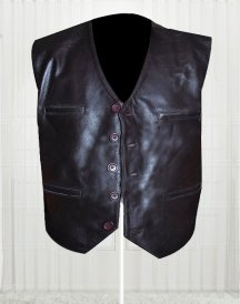 Daniel Craig Cowboys & Aliens Jake Lonergan Vest