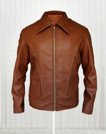 Days of Future Past Wolverine Logan X-Men Brown Jacket