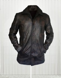 Dean Winchester Supernatural Distressed Coat Jacket