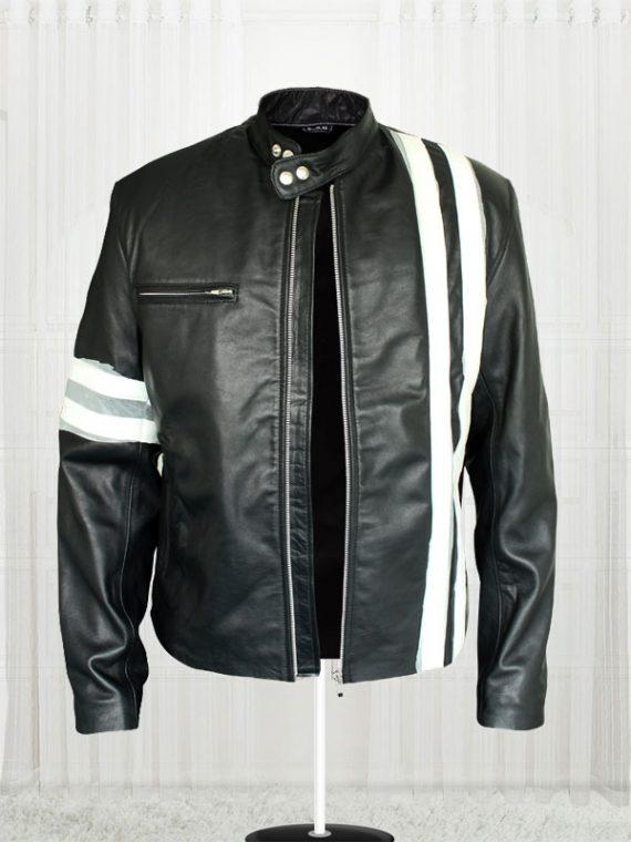 Driver San Francisco Game John Tanner Leather Jacket