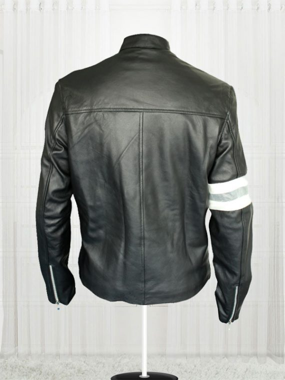 Driver San Francisco Game John Tanner Leather Jackets