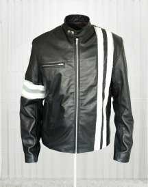 Driver San Francisco Game John Tanner Leather Men's Jacket