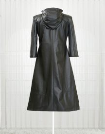 Enigma Organization XIII Game Trench Black Coat