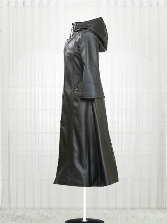 Enigma Organization XIII Game Trench Black Coats