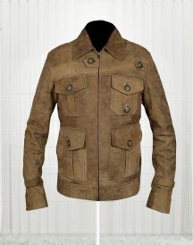 Exquisite Jason Statham The Expendables 2 Jacket