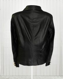 Fabulous Paris Kim Kardashian Leather Jacket
