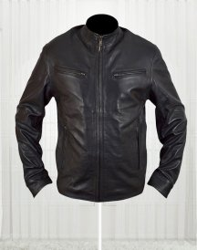 Fast And Furious 6 Vin Diesel Black Jacket