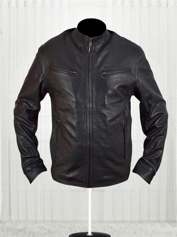 Fast And Furious 6 Vin Diesel Black Jacket