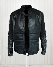 GP Armor Motorcycle Batman leather Jacket