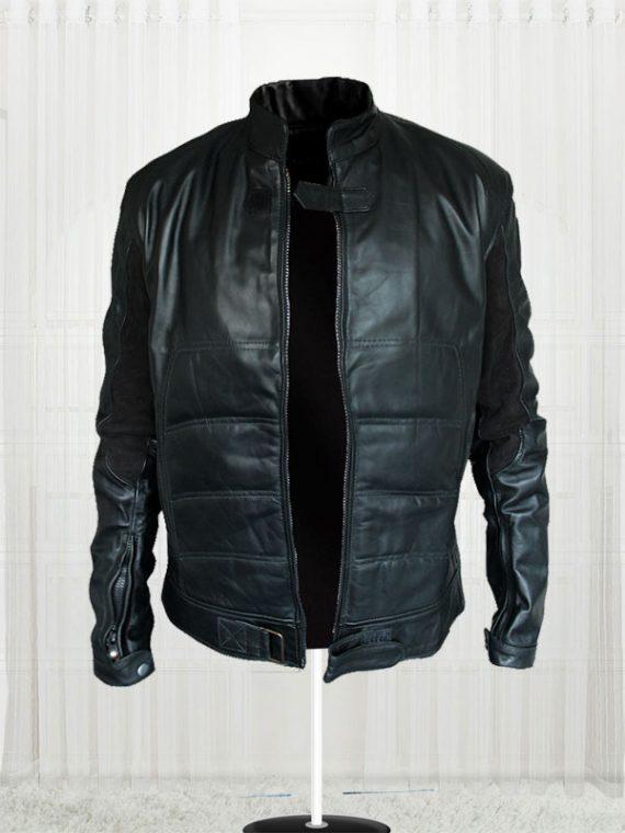 GP Armor Motorcycle Batman leather Jacket