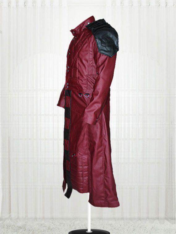 Guardians Of The Galaxy Chris Pratt Coat