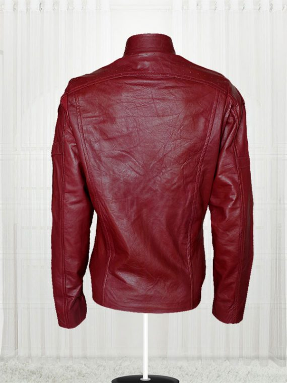 Guardians of the Galaxy Star Lord Women leather jackets
