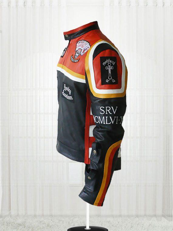 Harley Davidson & The Marlboro Mans Leather Jacket