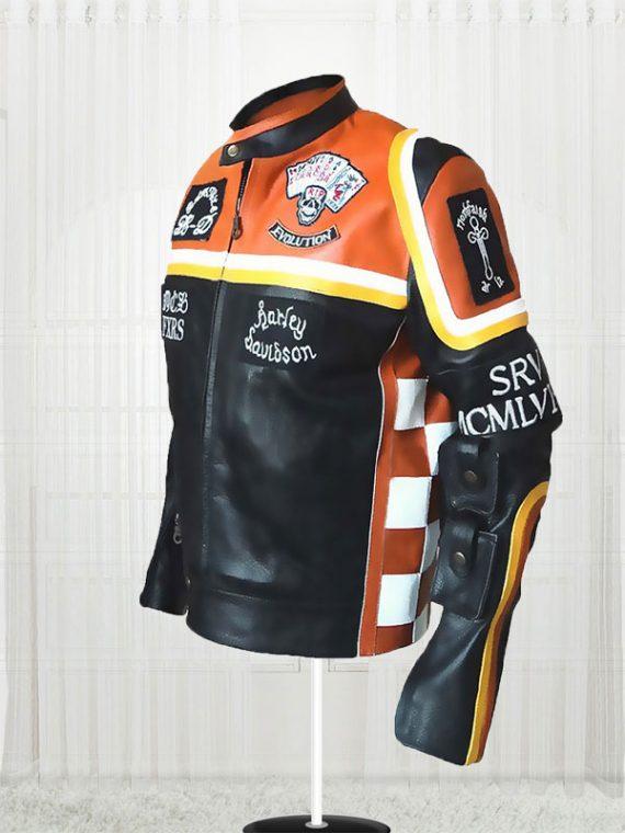 Harley Davidson & The Marlboro Mans Leather Jackets