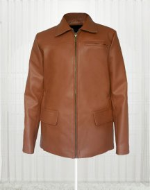Hunger Games Movie Katniss Everdeen Brown Jacket