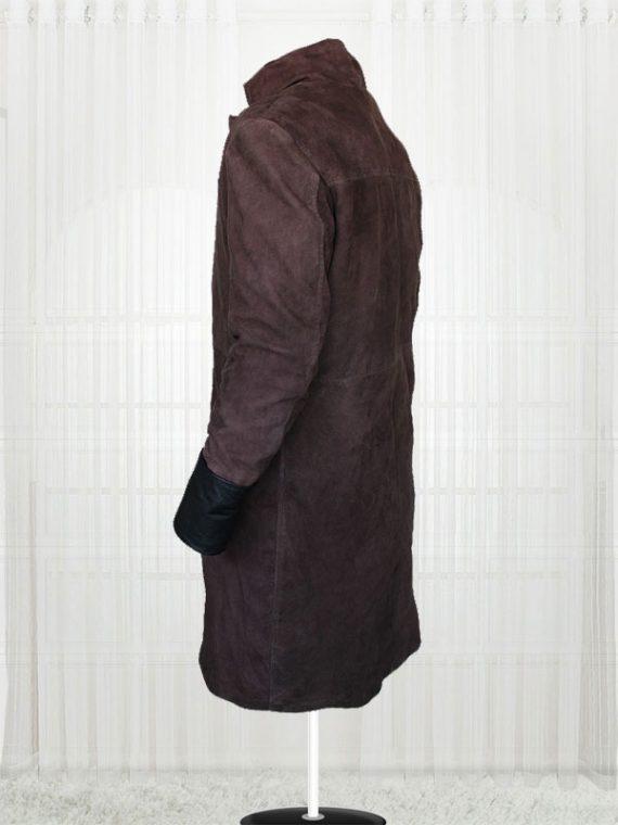 Innovative Firefly Captain Reynolds Wool Jacket Coat