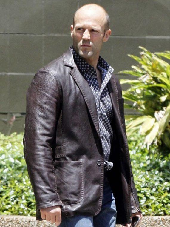 Jason Statham Fast and Furious 7 Jacket
