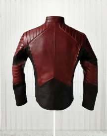 Man Of Steel Clark Kent Red & Black Jackets
