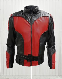 Paul Rudd Ant Man 2015 Leather Jacket