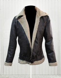 Rocky IV Sylvester Stallone (Balboa) Bomber Leather Jacket