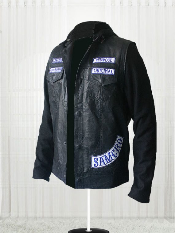 Sons of Anarchy Men's Leather Jacket