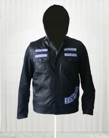 Sons of Anarchy Men Leather Jacket