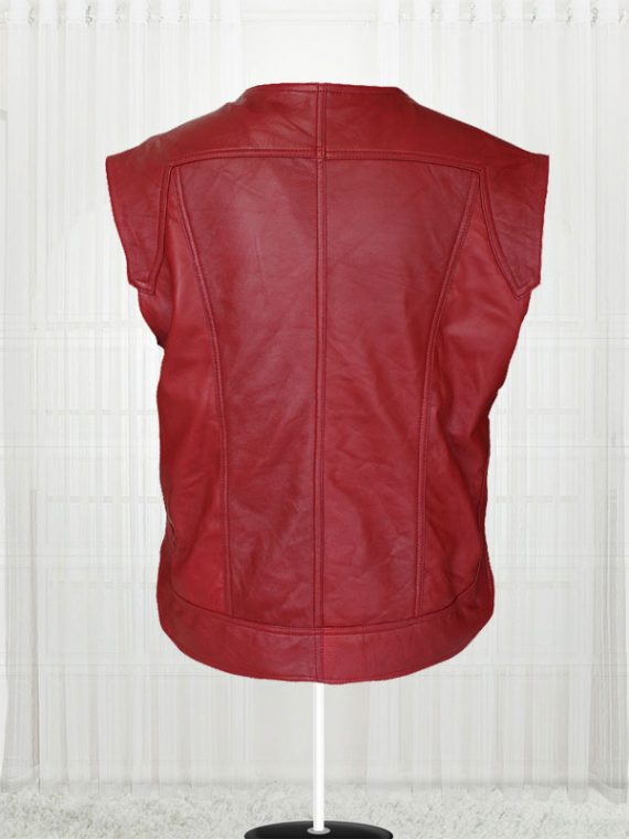 Star Lord Guardians of the Galaxy Vest