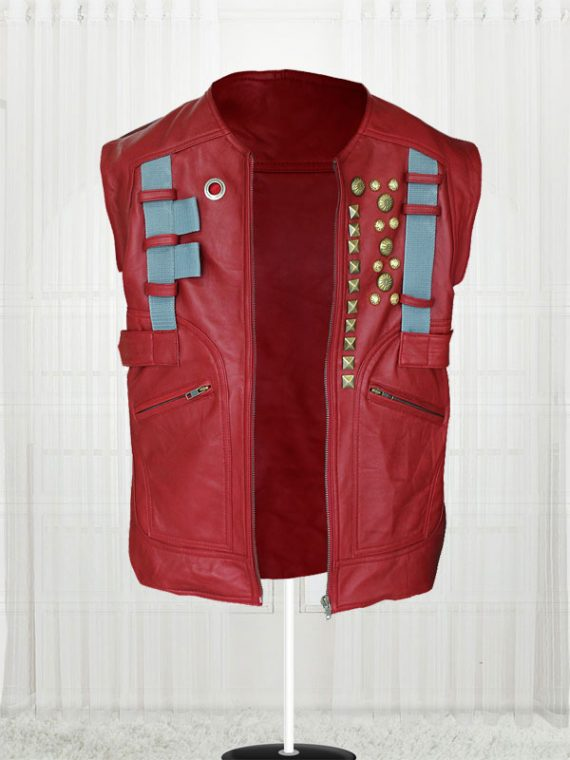Star Lord Guardians of the Galaxy Vests