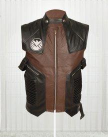 Superhero Hawkeye Vest Jacket From The Avengers