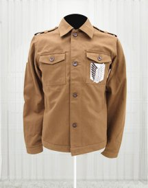 TV Series Attack on Titan Scouting Legion Cotton Jacket