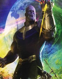 Thanos Avengers Infinity Vest Jacket