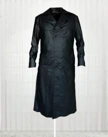 The Crow Eric Draven Trench Black Coat