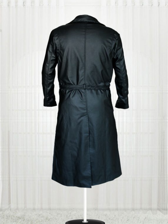 The Crow Eric Draven Trench Black Coats