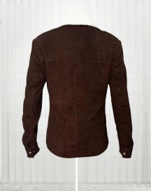 The Walking Dead Rick Grimes Suede Jackets