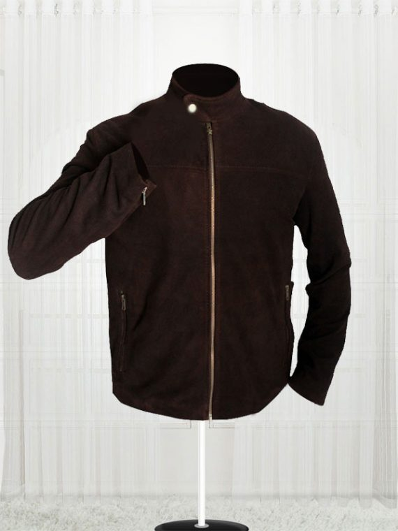 Tom Cruice Mission Impossible 3 2006 Suede Jacket