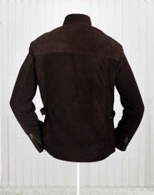 Tom Cruice Mission Impossible 3 2006 Suede Jackets