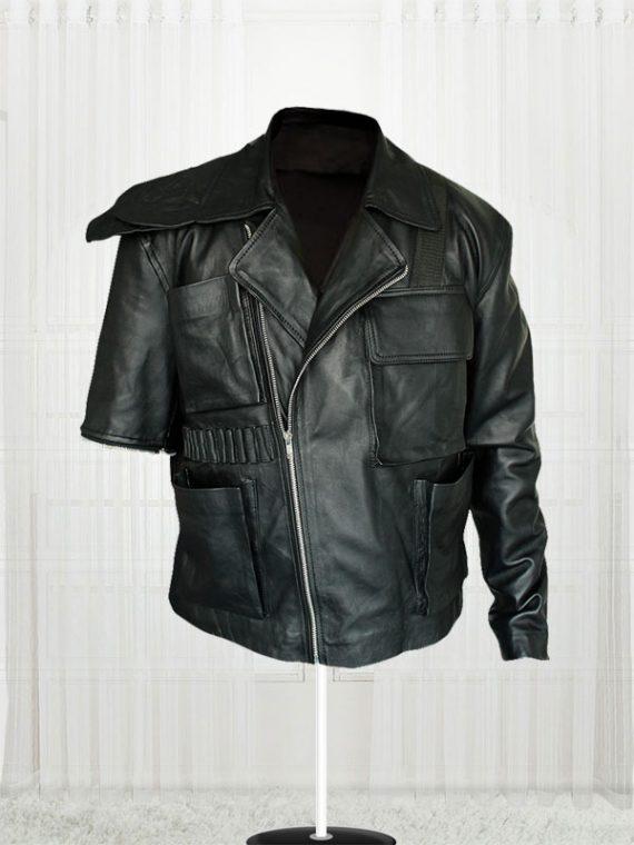 Tom Hardy Mad Max Fury Road Movie Black Leather Men's Jackets