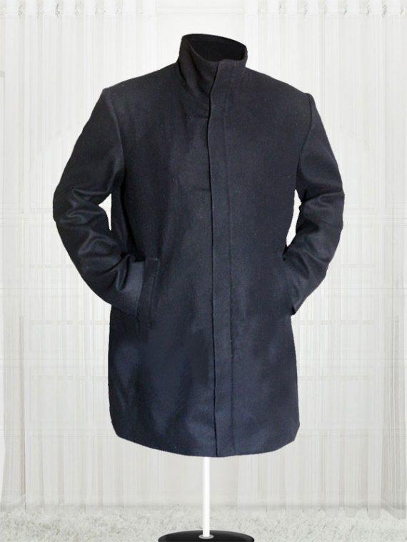 Vin Diesel The Last Witch Hunter Black Coat Jacket