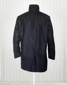 Vin Diesel The Last Witch Hunter Black Coat Jackets