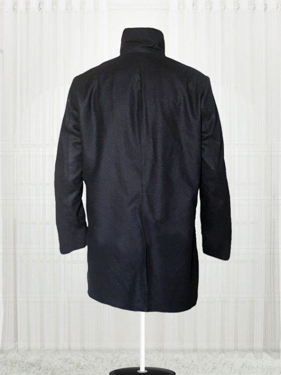 Vin Diesel The Last Witch Hunter Black Coat Jackets