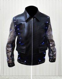WWE Chris Jericho YSJ Light Up Jacket