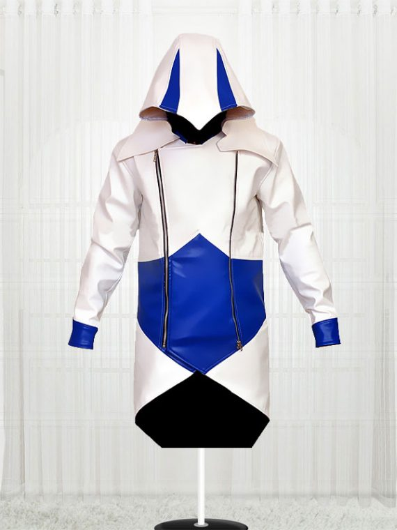 assassins creed 3 jacket blue