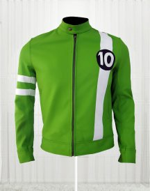 ryan kelley alien swarm ben 10 jacket