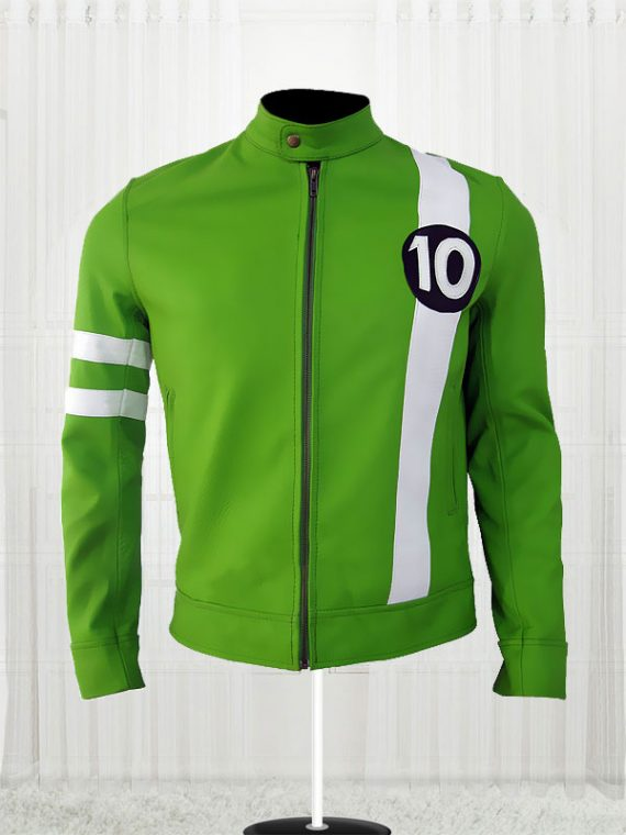 ryan kelley alien swarm ben 10 jacket