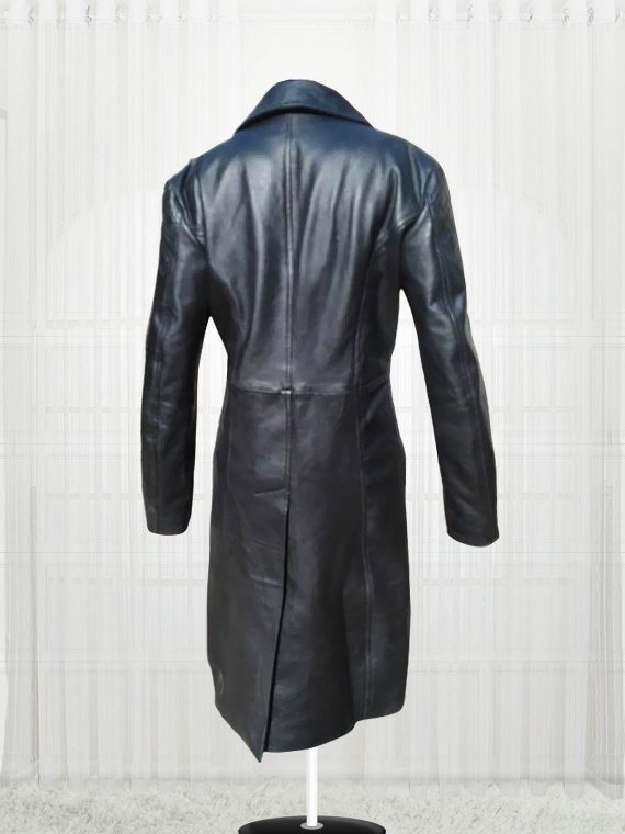 Kate Beckinsale Underworld Black Coat