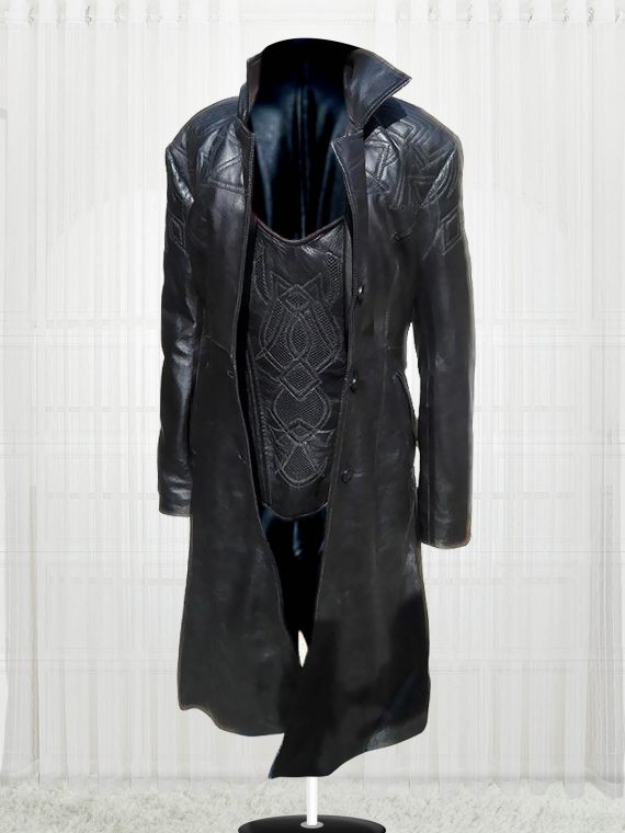 Kate Beckinsale Underworld Coat